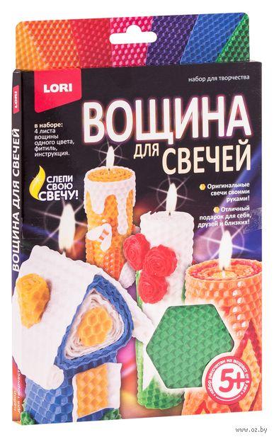 Набор для изготовления свечей (зелёный; арт. Вн-013) — фото, картинка