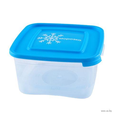 """Контейнер для хранения продуктов """"Морозко"""" (1 л; арт. 67006) — фото, картинка"""