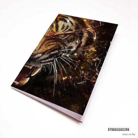 """Блокнот """"Тигр"""" (А7; арт. 356) — фото, картинка"""