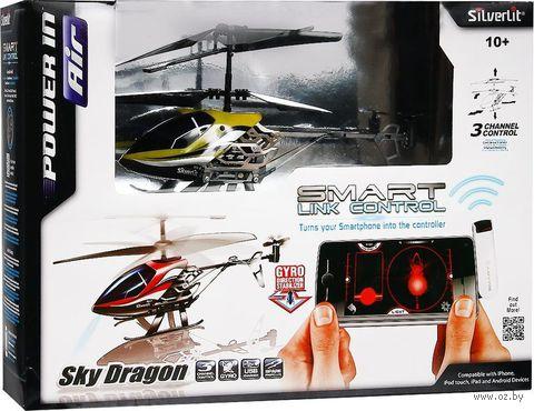 """Вертолет на радиоуправлении """"Sky Dragon"""" (арт. 84629)"""