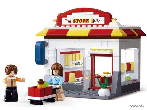 """Конструктор """"Магазин"""" (186 деталей) — фото, картинка"""