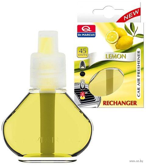 "Ароматизатор жидкий ""Rechanger"" (Lemon; 8 мл; арт. 6359) — фото, картинка"