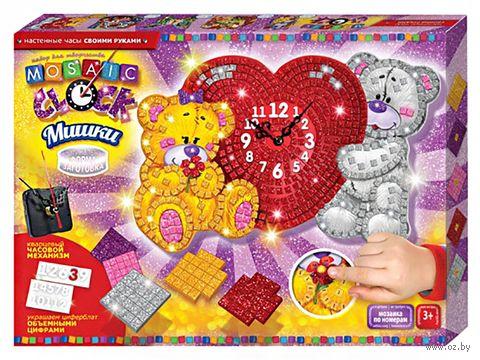 """Набор для творчества """"Mosaic Clock. Мишки"""" — фото, картинка"""