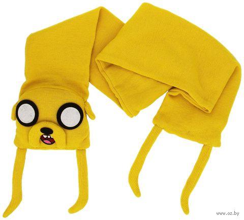 Сувенирный шарф. Adventure Time Jake