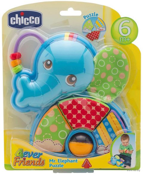 "Развивающая игрушка ""Слон"" — фото, картинка"