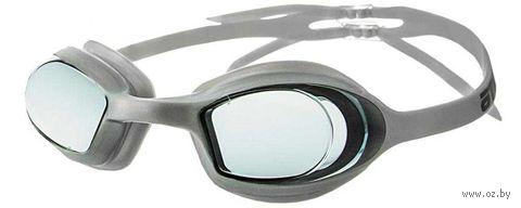 Очки для плавания (серебристые; арт. N8202) — фото, картинка