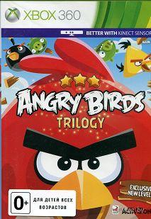Angry Birds. Trilogy (с поддержкой Kinect) (Xbox 360)