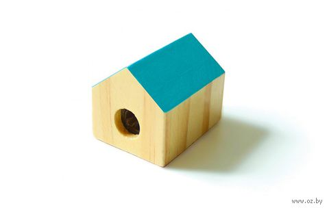"""Точилка """"House"""" (синяя)"""