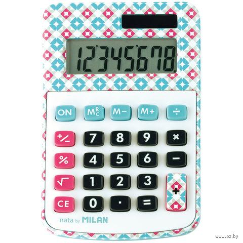 Калькулятор (8 разрядов)