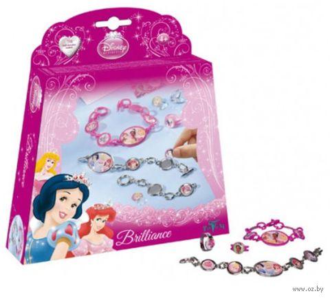 """Набор для изготовления украшений """"Браслет принцессы Дисней"""" — фото, картинка"""
