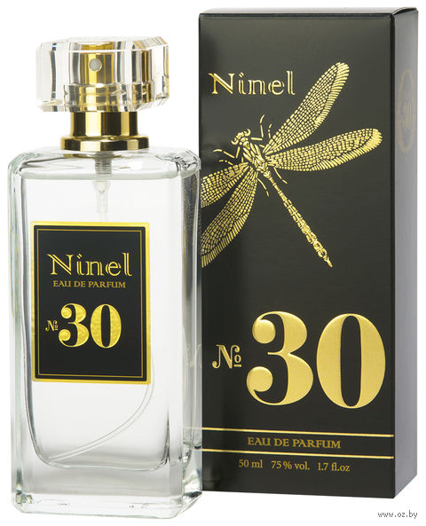 """Парфюмерная вода для женщин """"Ninel №30"""" (50 мл) — фото, картинка"""