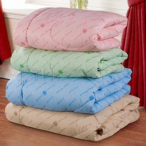 Одеяло стеганое (172х205 см; двуспальное; арт. 2005) — фото, картинка