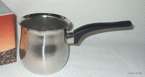 Турка металлическая (170 мл, арт. W1006)