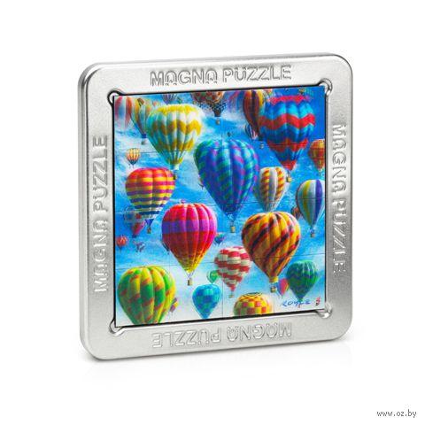 """Пазл магнитный """"Воздушные шары"""" (16 элементов)"""