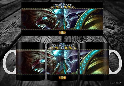 """Кружка """"StarCraft"""" (арт. 26)"""