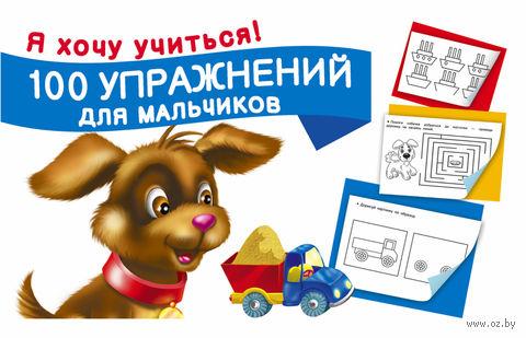 100 упражнений для мальчиков. Людмила Двинина