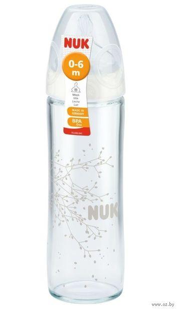 "Бутылочка для кормления ""New Classic"" (240 мл; арт. 10745080)"
