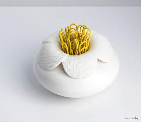 """Шкатулка для мелочей """"Blossom"""" (белая)"""