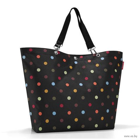 """Сумка """"Shopper"""" (XL, dots)"""