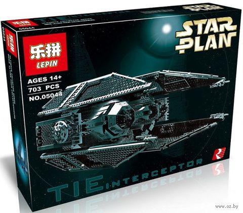 """Конструктор Star Plan """"Перехватчик TIE"""" — фото, картинка"""