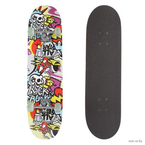 Скейтборд (арт. Т44977) — фото, картинка
