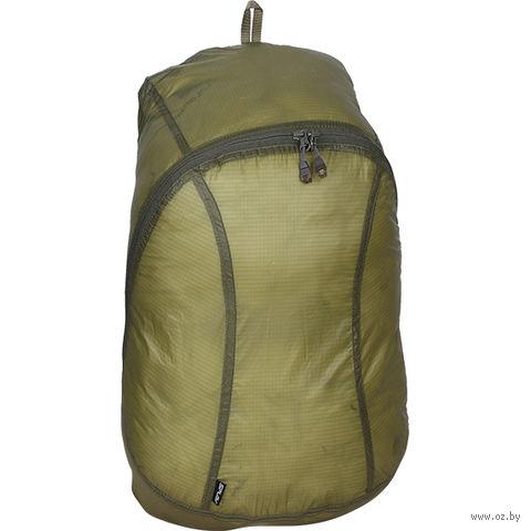 """Рюкзак """"Pocket Pack Si"""" (18 л; оливковый) — фото, картинка"""