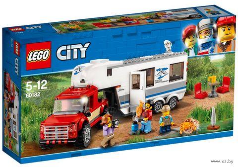 "LEGO City ""Дом на колесах"" — фото, картинка"