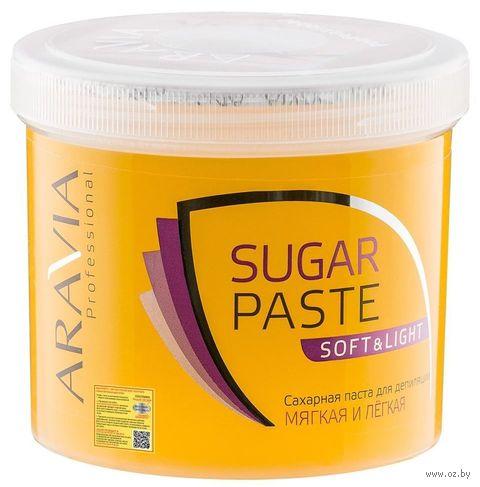 """Паста сахарная для депиляции """"Мягкая и легкая"""" (750 г) — фото, картинка"""