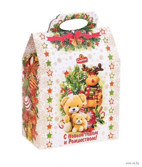 """Набор конфет """"Новогодняя сумочка"""" (700 г) — фото, картинка"""