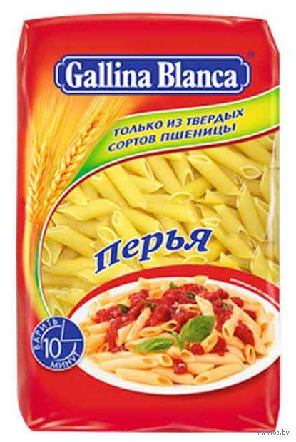 """Макароны """"Gallina Blanca. Перья"""" (450 г) — фото, картинка"""