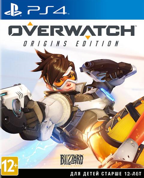 Overwatch. Origins edition (PS4)