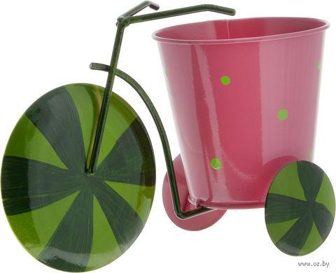 """Кашпо """"Зеленый арбуз"""" (22,5 см) — фото, картинка"""