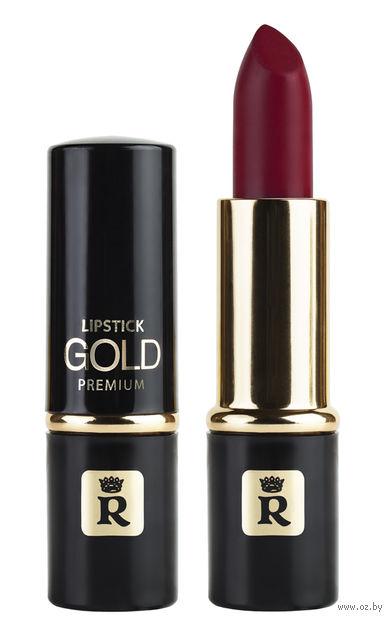 "Помада для губ ""Premium Gold"" (тон: 313) — фото, картинка"