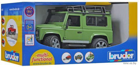 "Модель машины ""Land Rover Defender"" (масштаб: 1/16) — фото, картинка"