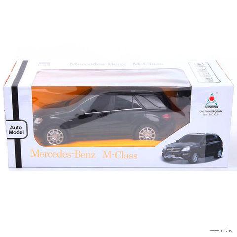 """Модель машины на радиоуправлении """"Mercedes-Benz M350"""" (масштаб: 1/18)"""