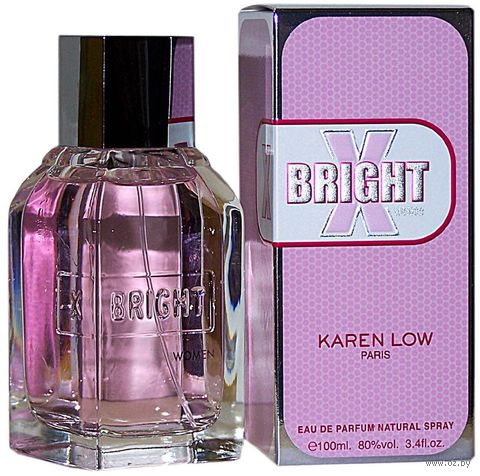 "Парфюмерная вода для женщин ""X-bright"" (100 мл) — фото, картинка"