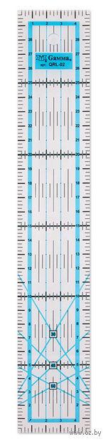 Линейка для пэчворка (50x300 мм) — фото, картинка