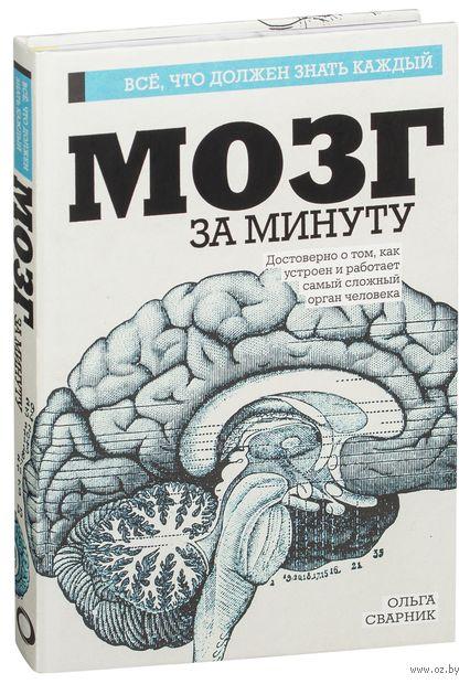 Мозг за минуту — фото, картинка