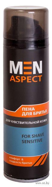 """Пена для бритья """"Для чувствительной кожи"""" (200 мл) — фото, картинка"""