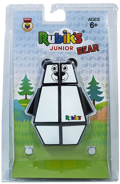 Мишка Рубика — фото, картинка