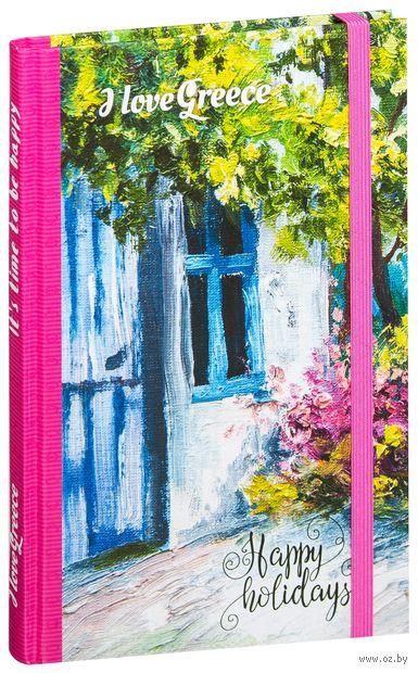 """Блокнот """"Под оливковым деревом"""" (А5) — фото, картинка"""