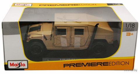 "Модель машины ""Humvee"" (масштаб: 1/18) — фото, картинка"