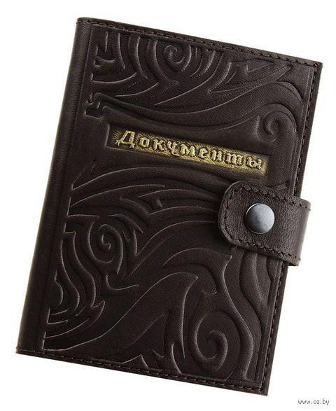 Бумажник водителя (арт. КГБВ-10-009) — фото, картинка