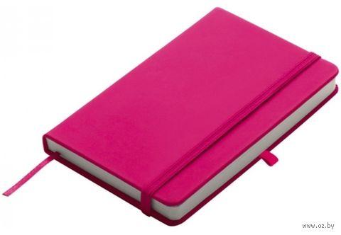 """Блокнот """"Lubeck"""" A6 (розовый)"""