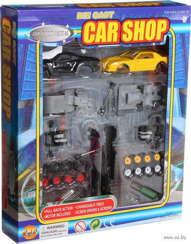 """Набор сборных моделей """"Car Shop"""" — фото, картинка"""