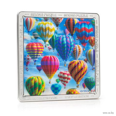 """Пазл магнитный """"Воздушные шары"""" (64 элемента) — фото, картинка"""