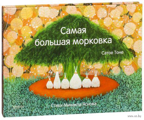 Самая большая морковка — фото, картинка