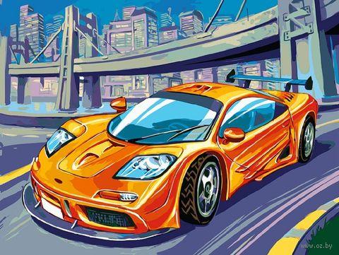 "Картина по номерам ""McLaren F1 GTR"" (300х400 мм) — фото, картинка"