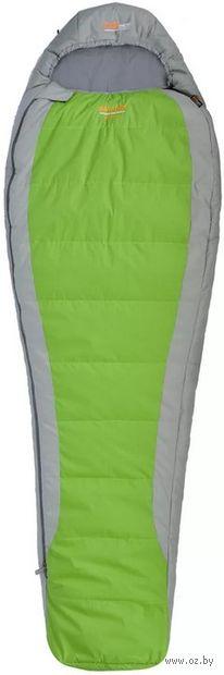 """Спальный мешок """"Micra"""" (L; зелёный) — фото, картинка"""