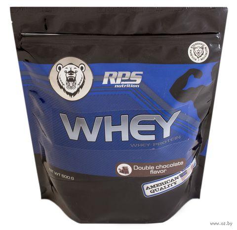 "Протеин ""Whey Protein"" (500 г; двойной шоколад) — фото, картинка"